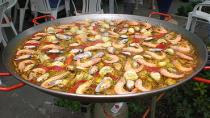 Großpfannen Event, Riesen Paella